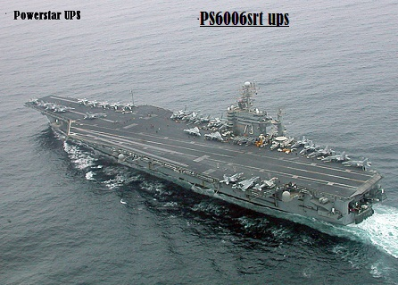 powerstar ship cvn ups